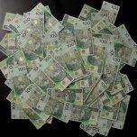 pieniądze - odwzorowanie